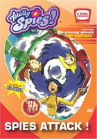 Totally Spies DVD Volume 3